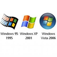 Računalniška razstava 30 let Micrososft Windows