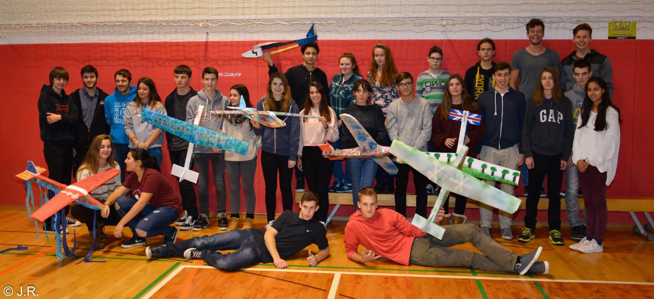 Erasmus+ Airnet projekt na naši šoli