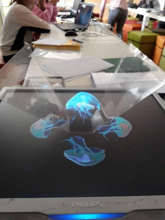 Programiranje holograma